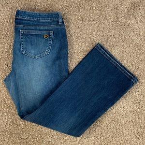 Women's Michael Kors Bootcut Jean Size 12